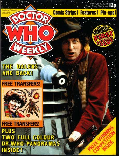 Doctor Who Weekly – Issue 001 (1979)
