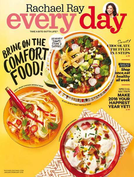 Rachael Ray Every Day – February 2016