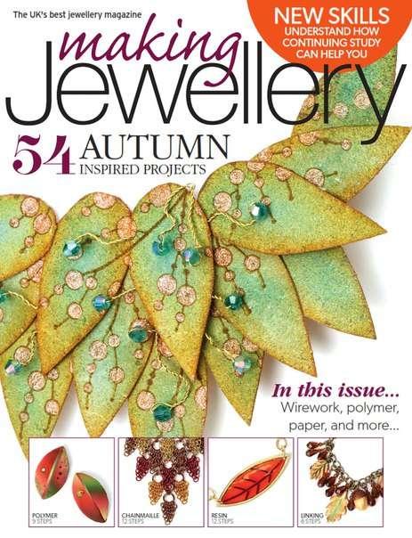 Making Jewellery – November 2015