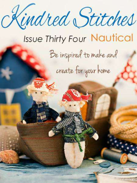 Kindred Stitches – Issue 34 2016