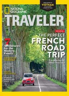 National Geographic Traveler USA – April 2015