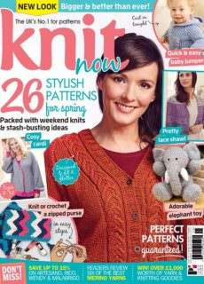 Knit Now – Issue 45