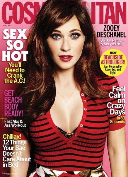 Cosmopolitan USA – June 2015