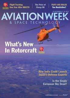 Aviation Week & Space Technology – 2-15 March 2015