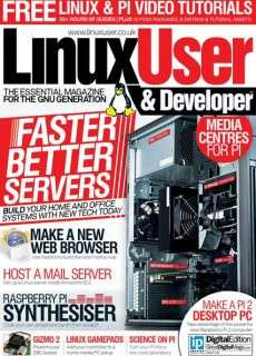 Linux User & Developer Issue 153 – 2015 U.
