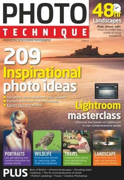 Photo Technique – 209 Inspirational Photo Ideas Autumn 2015