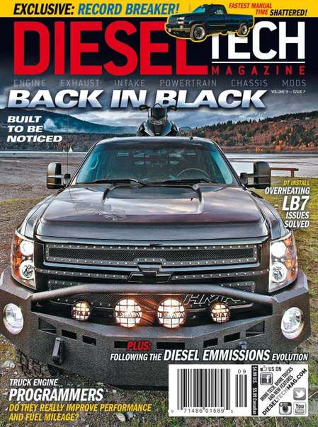 wood magazine september diesel tech magazine volume 9 issue 7 u2013 september