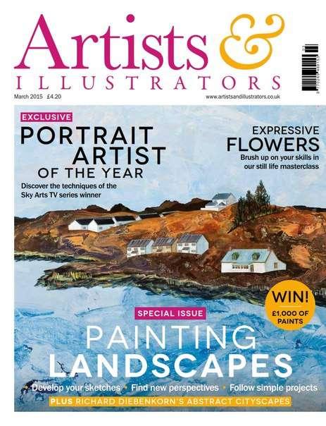 Artists & Illustrators – March 2015