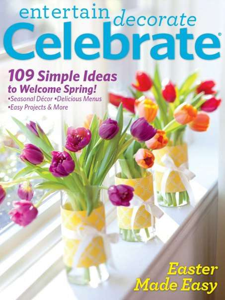 Entertain Decorate Celebrate – 2015