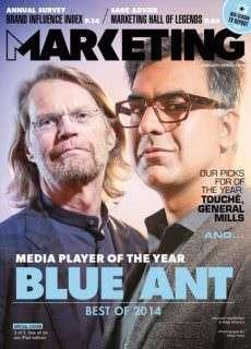Marketing Canada – February-March 2015