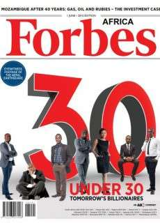 Forbes Africa – June 2015