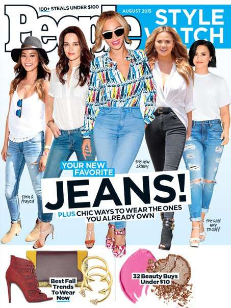 People Style Watch – 2015 August