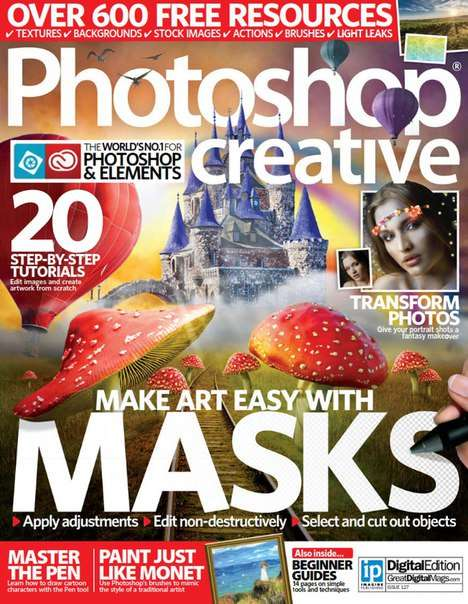 Photoshop Creative Issue 127 – 2015 UK