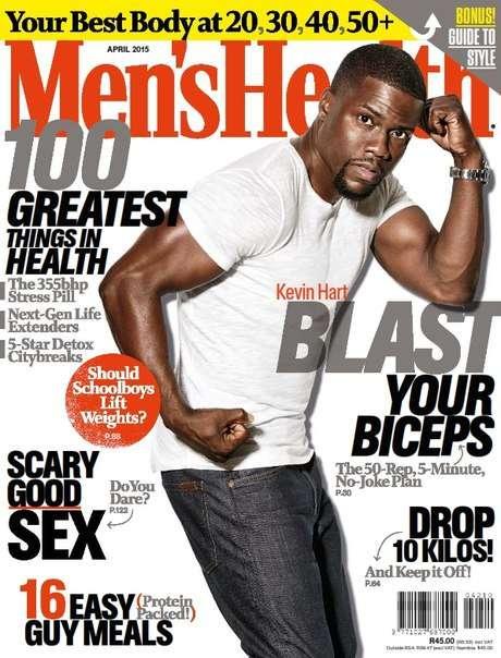 Men's Health South Africa – April 2015