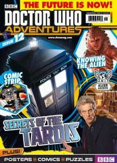 Doctor Who Adventures – Issues 12