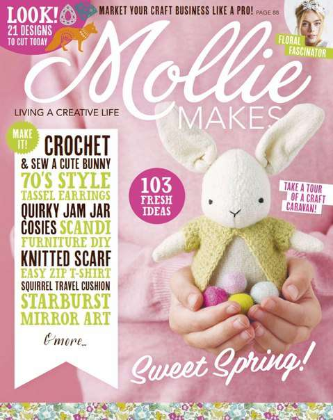 Mollie Makes – Issue Sixty Three