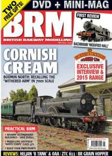British Railway Modelling – May  2015