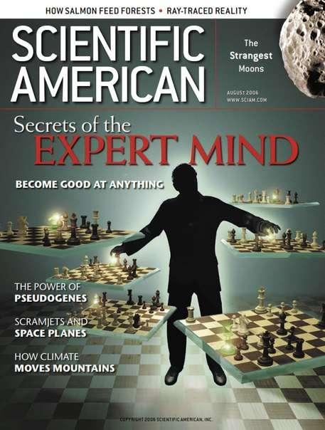 Expert Mind – August 2006