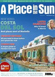 A Place in the Sun – Spring 2015