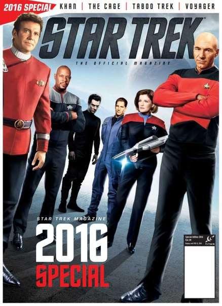 Star Trek Special Edition – 2016 USA