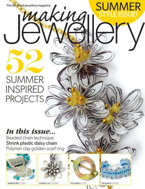 Making Jewellery , Summer Style Issue