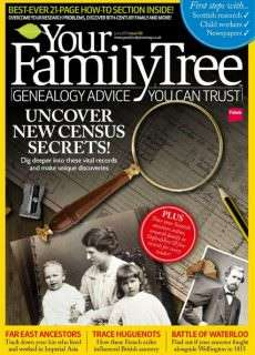 Your Family Tree – June 2013