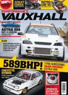 Performance Vauxhall – April/May 2016