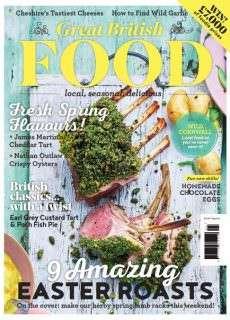 Great British Food April 2016