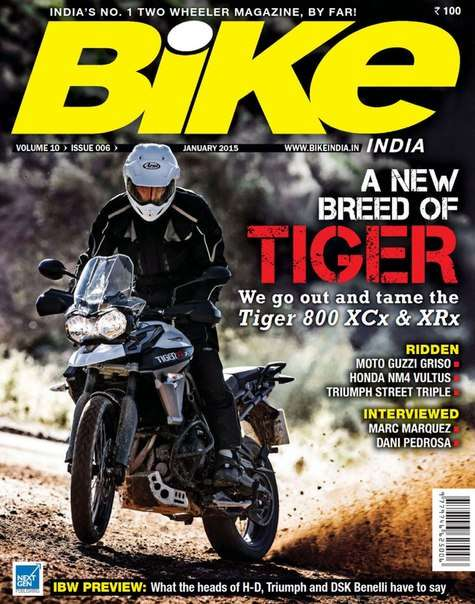 Bike – January 2015 IN – Bike
