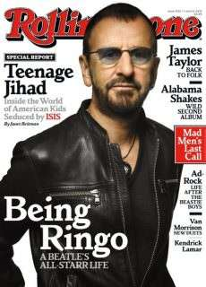 Rolling Stone USA – 9 April 2015