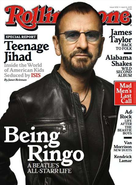 Rolling Stone USA – 9 April 2015