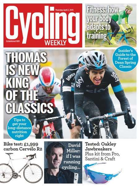 Cycling Weekly – 2 April 2015