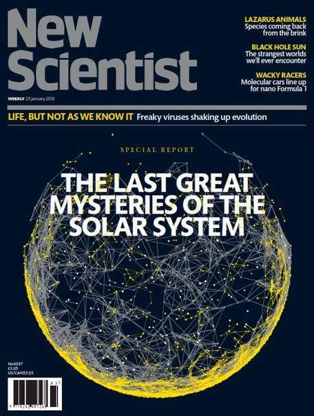 New Scientist – January 23 2016 UK
