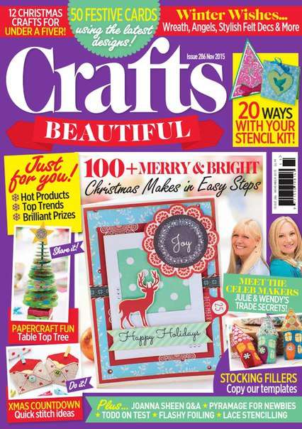 Crafts Beautiful – November 2015