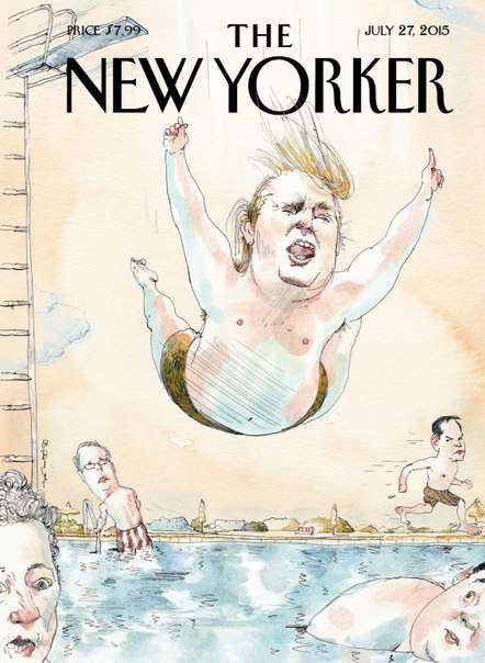 The New Yorker – July 27 2015 USA