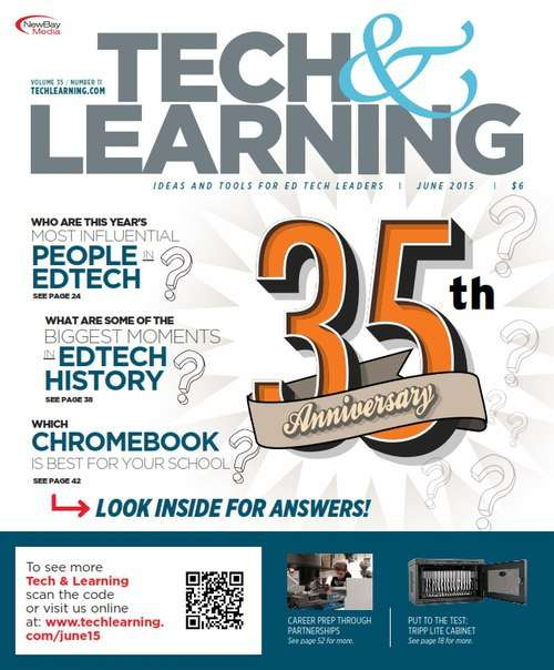 Tech & Learning June 2015