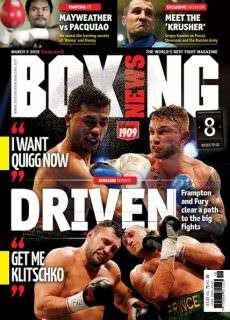 Boxing News – March 5, 2015