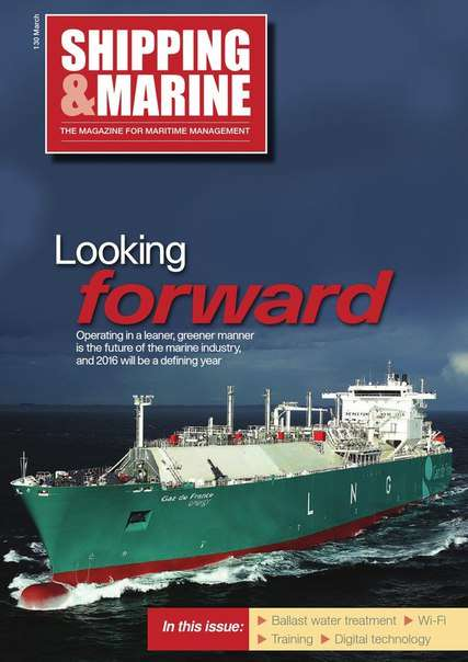Shipping & Marine – March 2016
