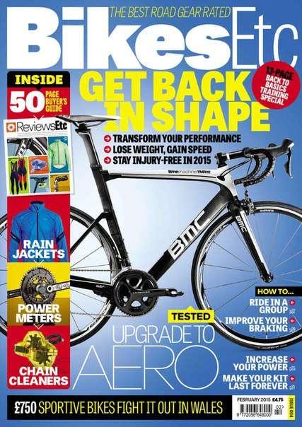 Bikes Etc Magazine – February 2015