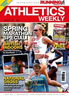 Athletics Weekly – 3 March 2016