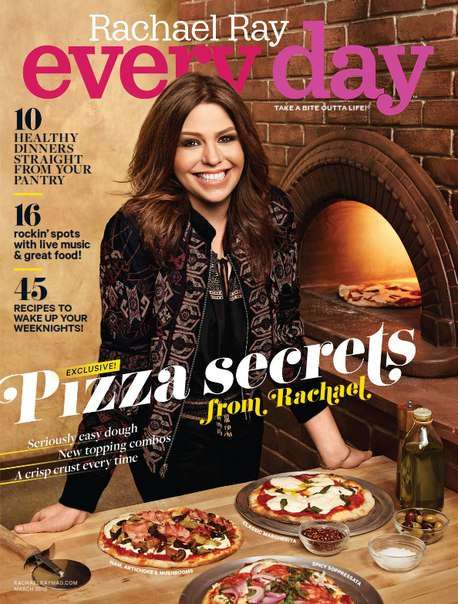 Rachael Ray Every Day – March 2016