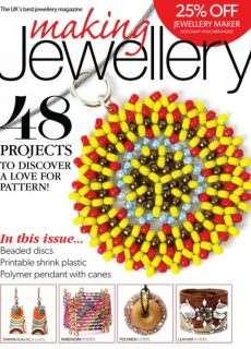 Making Jewellery – January 2016