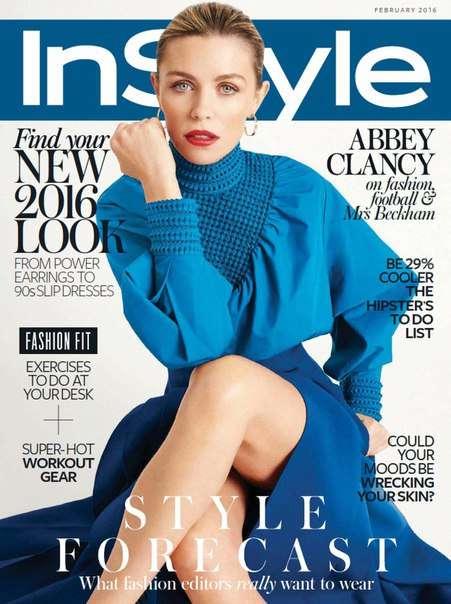Instyle – February 2016 UK