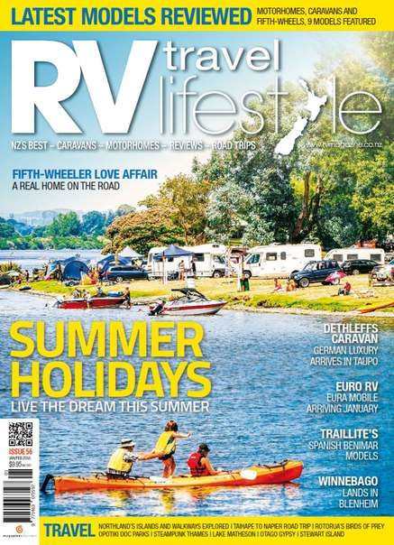 TV Travel Lifestyle No56 2016