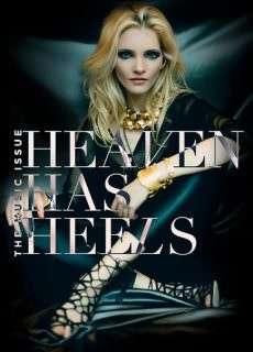 Heaven Has Heels – April 2015