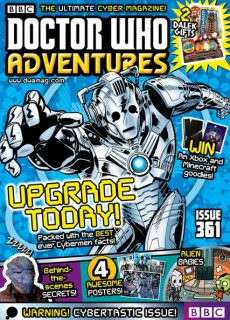 Doctor Who Adventures, Issue 361 – 2015