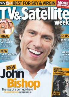 TV & Satellite Week – 30 May 2015