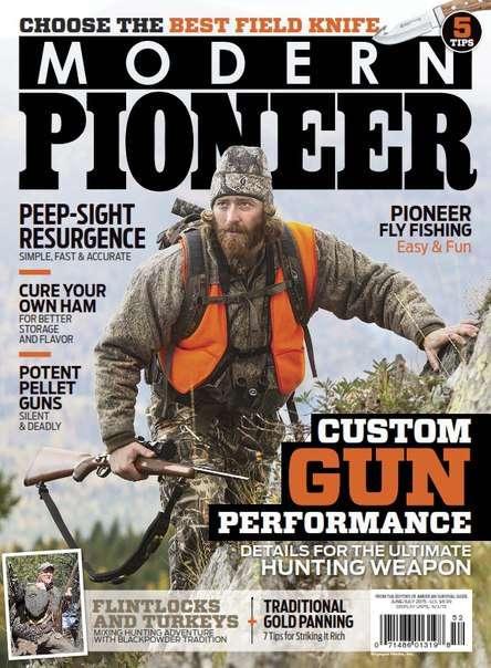 Modern Pioneer – June/July 2015