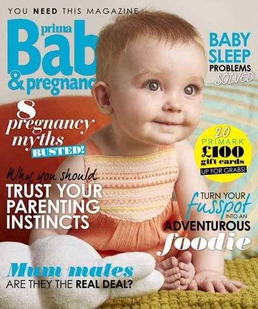 Prima Baby & Pregnancy – October 2015