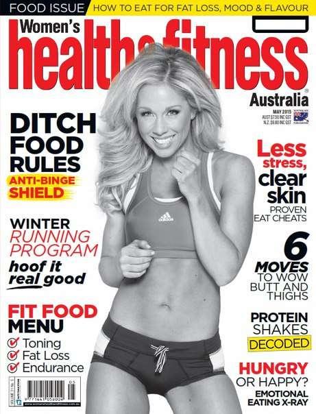 Women's Health & Fitness – May 2015